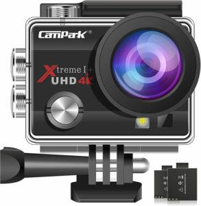 campark waterproof camera