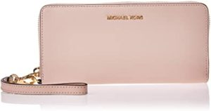 michael kors womens leather travel wallet