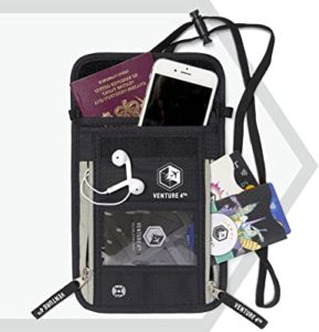 venture travel wallet