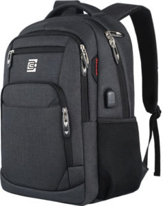 volher anti theft travel backpack