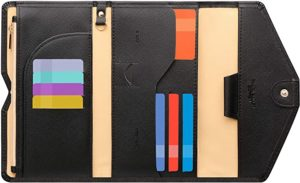 zoppen multipurpose travel wallet